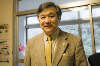 代表の山本さん。『シェア』事業を基に地域の活性化を目指しています。